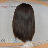 실크 최고 유형 가득 차있는 인간적인 Virgin Remy 머리 실크 최고 여자 유태인 가발