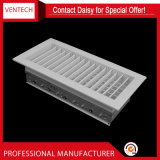 Sistemas de HVAC Alumínio Grade de Deflexão Dupla Grade de retorno de ar