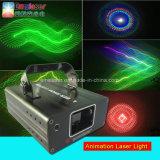 Het mini RGB Licht van de Straal van het Stadium van de Disco van de Laser van de Animatie Lichte