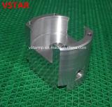 ISO9001 fabriek CNC die het Vervangstuk van het Aluminium voor Optische Apparatuur machinaal bewerken
