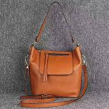Zak Emg4597 van de Schouder van het Leer van de Handtassen van de Dames van het Merk van de ontwerper de Echte