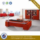 Стол офиса меламина ног металла офисной мебели способа (NS-NW084)