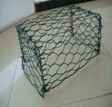 PVC Coated e Galvanized Gabion Box