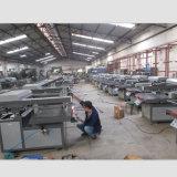 Tmp-90120 Máquina de impressão de tela plana e longa para papel de calendário