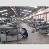 Stampatrice pianamente grande della matrice per serigrafia Tmp-90120 per la tessile