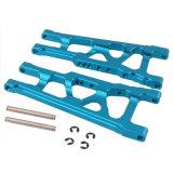 Parti di alluminio fatte dei pezzi meccanici di CNC