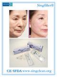 De Injecteerbare Hyaluronic Zure HuidVuller van Ce Singfiller voor de Chirurgie van Schoonheidsmiddelen