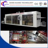 Máquina plástica Multi-Station de Thermoforming para caixas do petisco