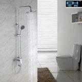 Круглый кран ливня ванной комнаты головки ливня (8171M)
