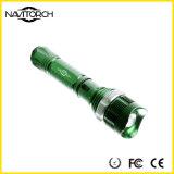Факел CREE XP-E СИД алюминия регулируемый перезаряжаемые (NK-04)