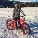 26inch*4.0人のための脂肪質のタイヤEのバイク500W Ebike