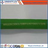 Mangueira anticorrosiva resistente química do metal grande do diâmetro