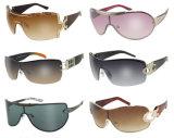 Las gafas de sol de la manera aclaran las gafas de cristal