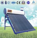 Chauffe-eau solaire de bobine de cuivre