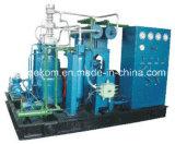 Tipo explosivo compresor del LPG del gas de petróleo licuefecho (KZW0.8/8-12) del pistón