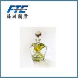 Bottiglia di profumo di vetro di nuova bellezza 2017