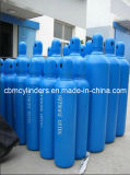Nahtloses Steel (37Mn) 5 Liter Medical N2o Cylinders
