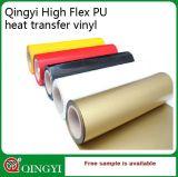 衣服のためのQingyiの習慣DIY 22カラーA4 PUの熱伝達のフィルムシート