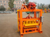 Машина блока полости Qtj4-40b ручная Cocrete для блоков Paver&Wall