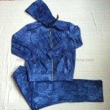 Inverno Men Fleece Tracksuit Roupas em Moda Sport Wear Vestuário Fw-8681