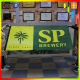 Bandeau publicitaire d'indicateur de tissu de vol de décoration de rue