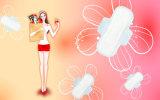 260mm gesundheitliche Serviette für Tagesgebrauch