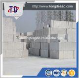 La Chine a stérilisé à l'autoclave les blocs concrets légers aérés du mur (AAC)