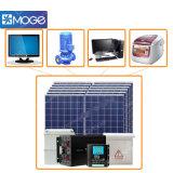 3KW موجي خارج الشبكة الطاقة الشمسية نظام كهربائي مع بطارية