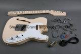 Tele тип набор гитары DIY моста изготовленный на заказ