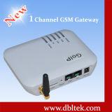 1개의 운반 GSM VoIP 게이트웨이 GoIP1