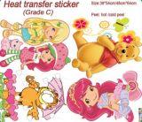 Bags/Garments를 위한 열 Transfer Printing Custom Stickers