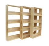 Estante de madera, de madera del estante del vino