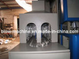 CE Approved0.2L-20L Semi-automatische Fles Blowing Mould Machine (JS2II)