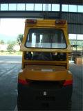 3tonタクシーが付いているディーゼルフォークリフトの相殺のフォークリフト