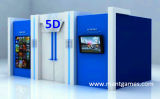 새로운 House 5D/7D Cinema Cabin Design Dynamic 5D 7D Cinema