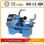 Borde hidráulico eléctrico de la máquina de la reparación de la rueda de la aleación que endereza la máquina