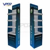 PappeFsdu Bildschirmanzeige mit vier Regalen für elektronische Zigarette