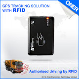 Sistema di inseguimento di RFID con il rapporto del driver per la gestione del parco