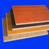 China Melamine Particle Board (spaanplaat)