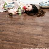 Plancher en bois commercial de PVC de vinyle