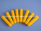 Protezioni di mascheramento gialle di Silicone/EPDM con superiore
