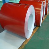 PPGI galvanizó la bobina de acero/las hojas de acero cubiertas color en la bobina 0.14m m