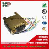 Transformateur monophasé de type R pour contrôle inductif
