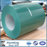 3105-H26 Color Coated Aluminium Coil für Shutter