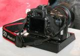 Appareil photo numérique de la marque II d'EOS 5D (EOS 5d) avec l'objectif libre