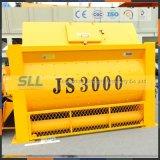 区分のプラントのためのJs750砂およびコンクリートミキサー車の価格