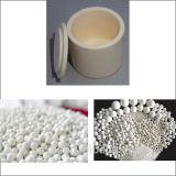 Pureza elevada Zro2/granos de cerámica del óxido del Zirconia/de circonio