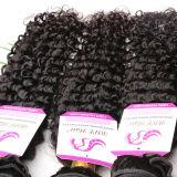 O cabelo indiano do Virgin do cabelo do corpo da onda do Virgin não processado indiano molhado e ondulado do cabelo humano indiano o mais barato empacota o cabelo do Virgin de Juliet