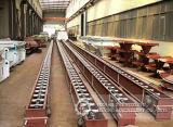 Hoge Capaciteit en Transportband de Over lange afstand van de Schraper van het Type Fu