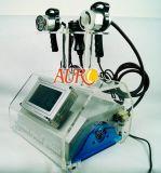 Сало кавитации RF вакуума двухполярное уменьшая Slimming машина красотки